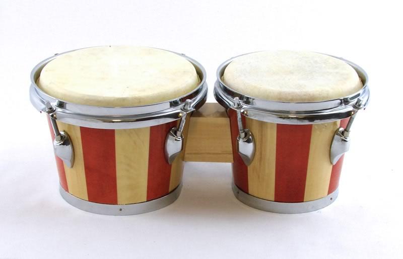 Trixon Striped Bongo Set - 7