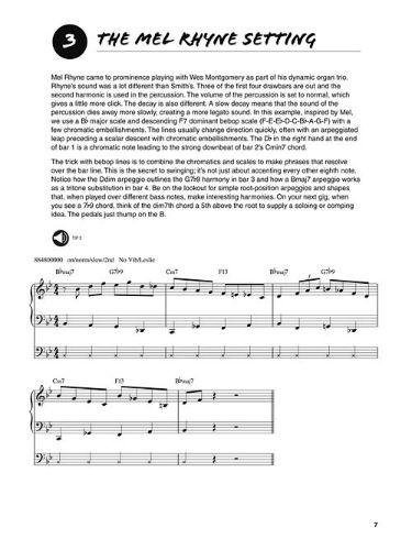 101 Hammond B-3 Tips