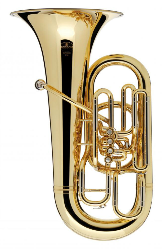 Besson Model BE983 Tuba