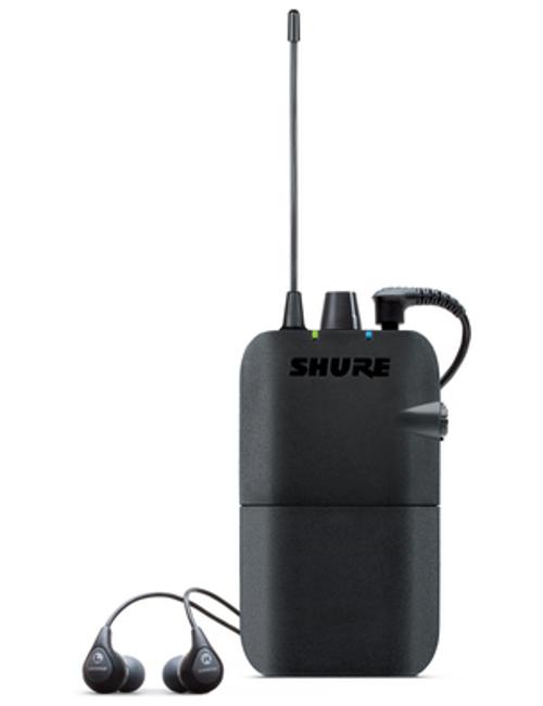 Shure P3R Wireless Bodypack Receiver