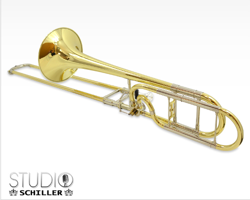 Schiller Studio 547 Recording Trombone