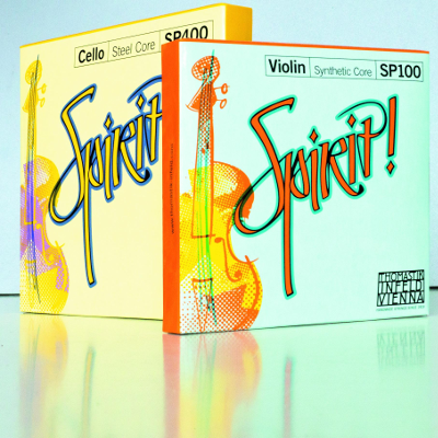 Thomastik SPIRIT! 4/4 Violin String Set