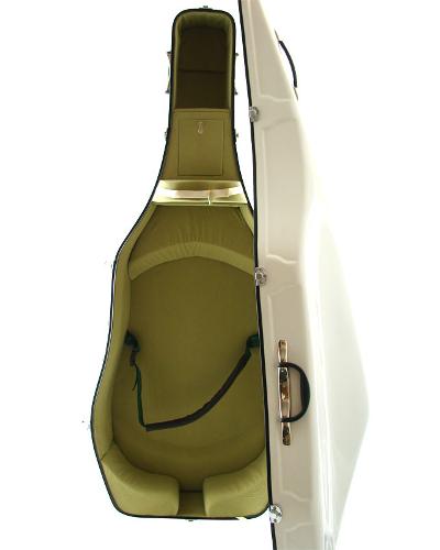 Enthral Acrylic Bass Case 3 /4 Size