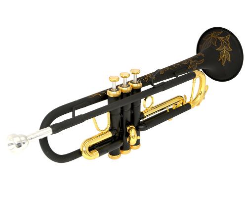 Schiller La Première Trumpet - Black & Gold