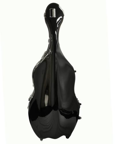 Enthral II Bass Case Black Polish