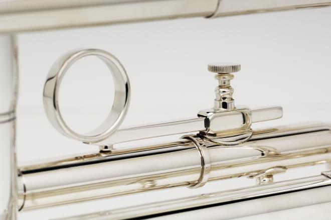 Besson Model BE1011 Trumpet