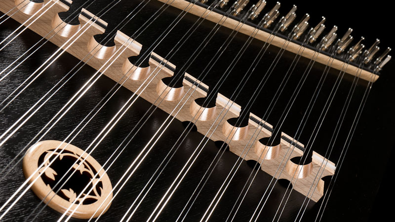 Dusty Strings Apprentice Hammered Dulcimer
