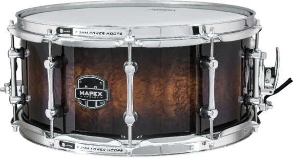 Mapex Armory Exterminator Snare Drum - ARBW4650RCTK