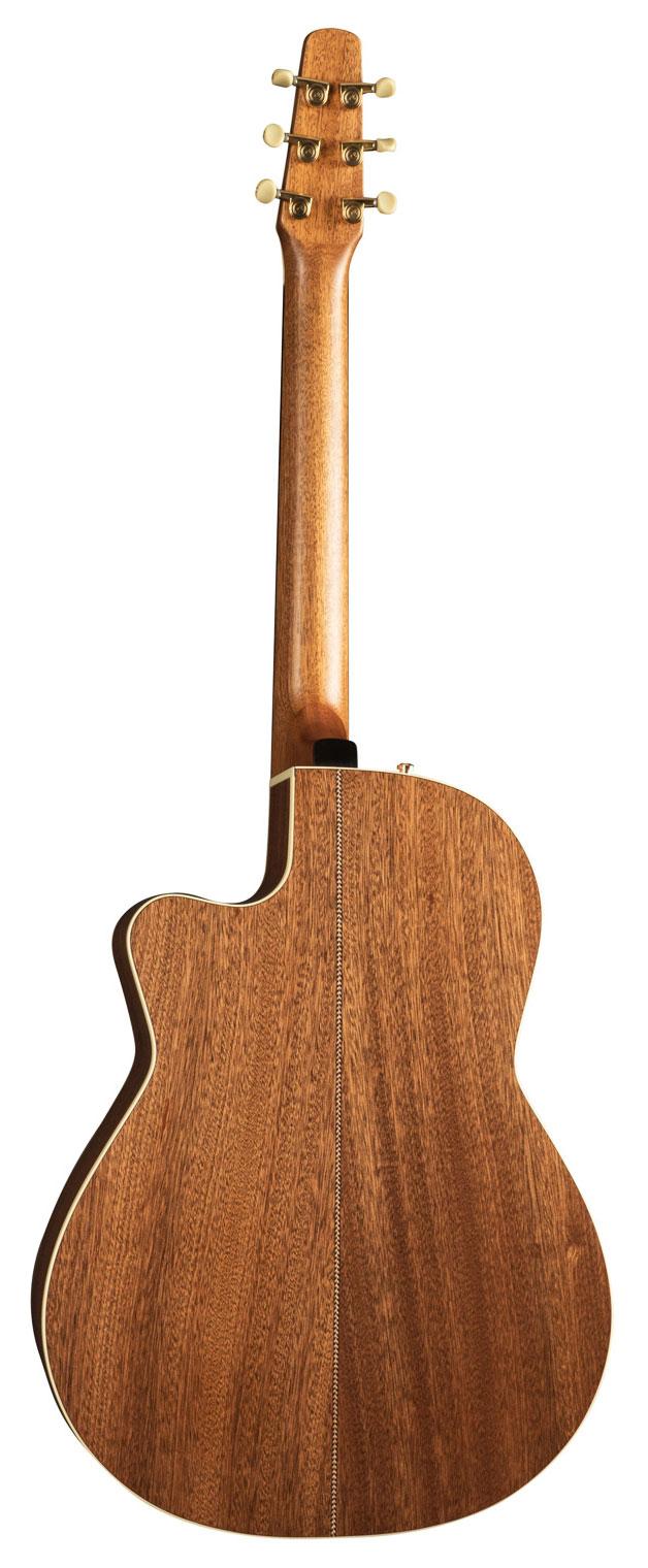 Seagull Artist Mosaic CW Folk Element Acoustic Guitar
