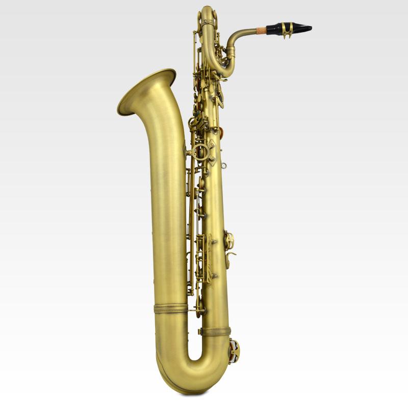 Schiller Elite V Baritone Saxophone - Luxus Vintage