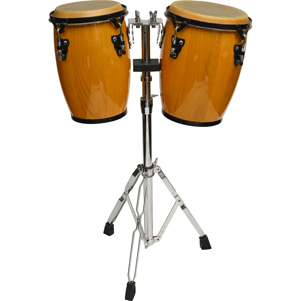 Trixon Double Conga Set with Stand