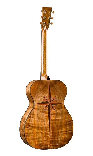 Martin CS-OM True North 16 Acoustic Guitar