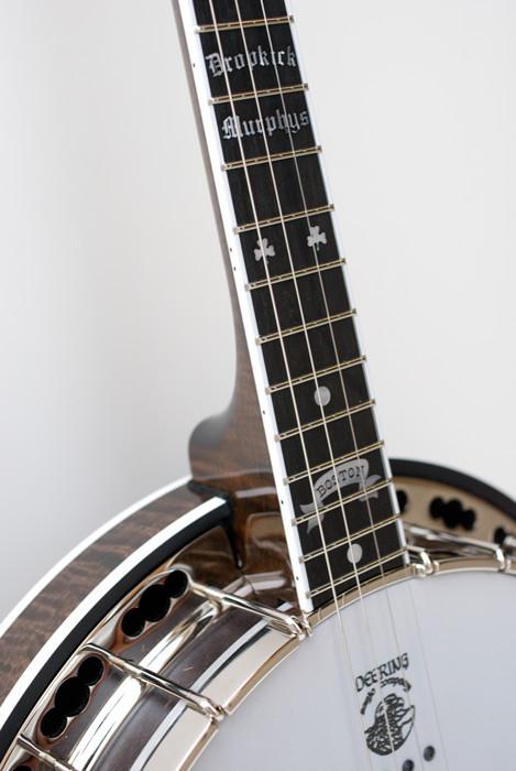 Deering Dropkick Murphys Tenor Banjo
