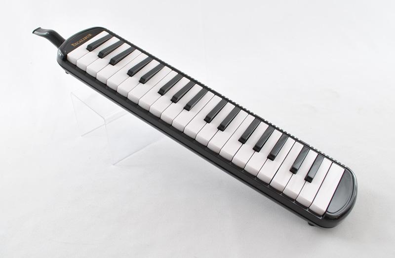Excalibur 37 Note Pro Artist Series Melodica - Black