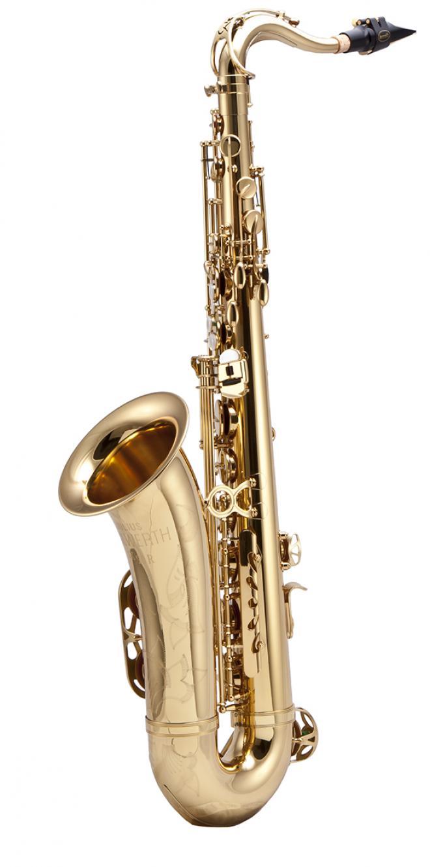Keilwerth Model JK3400-8 Tenor Sax - Gold Lacquer