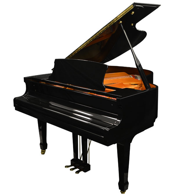 Schiller Performance Berlin Grand Piano - Ebony Polish