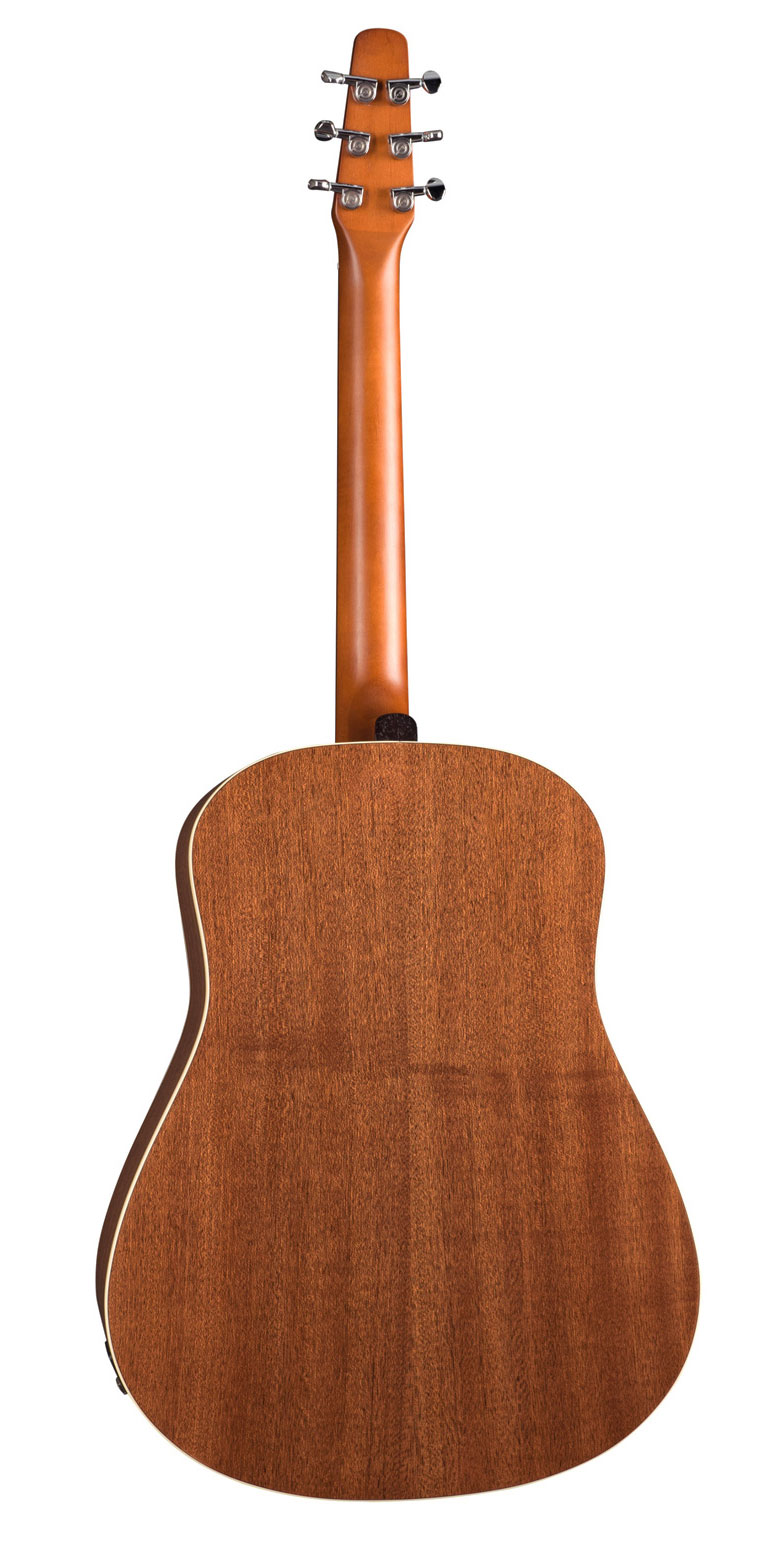 Seagull S6 Mahogany Deluxe A/E Acoustic Guitar