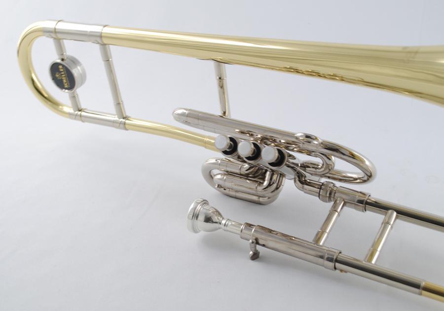 Schiller American Heritage Valve/Slide Trombone