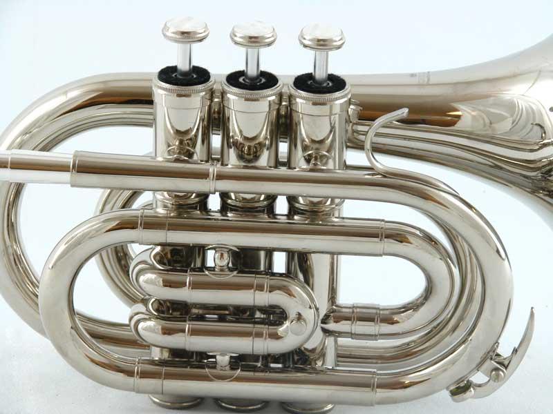 Schiller CenterTone Pocket Trumpet Pro