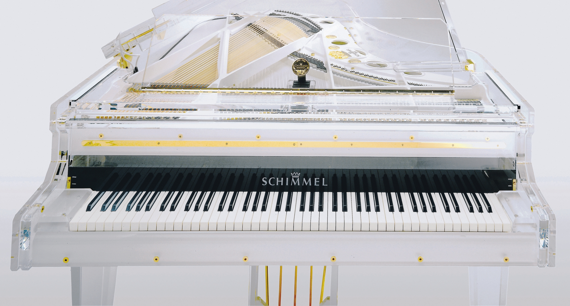 Schimmel K213 Glas Grand Piano Jim Laabs Music Store