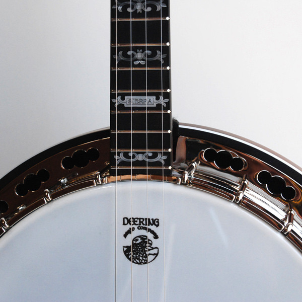 Deering Sierra™ 19-Fret Tenor Banjo