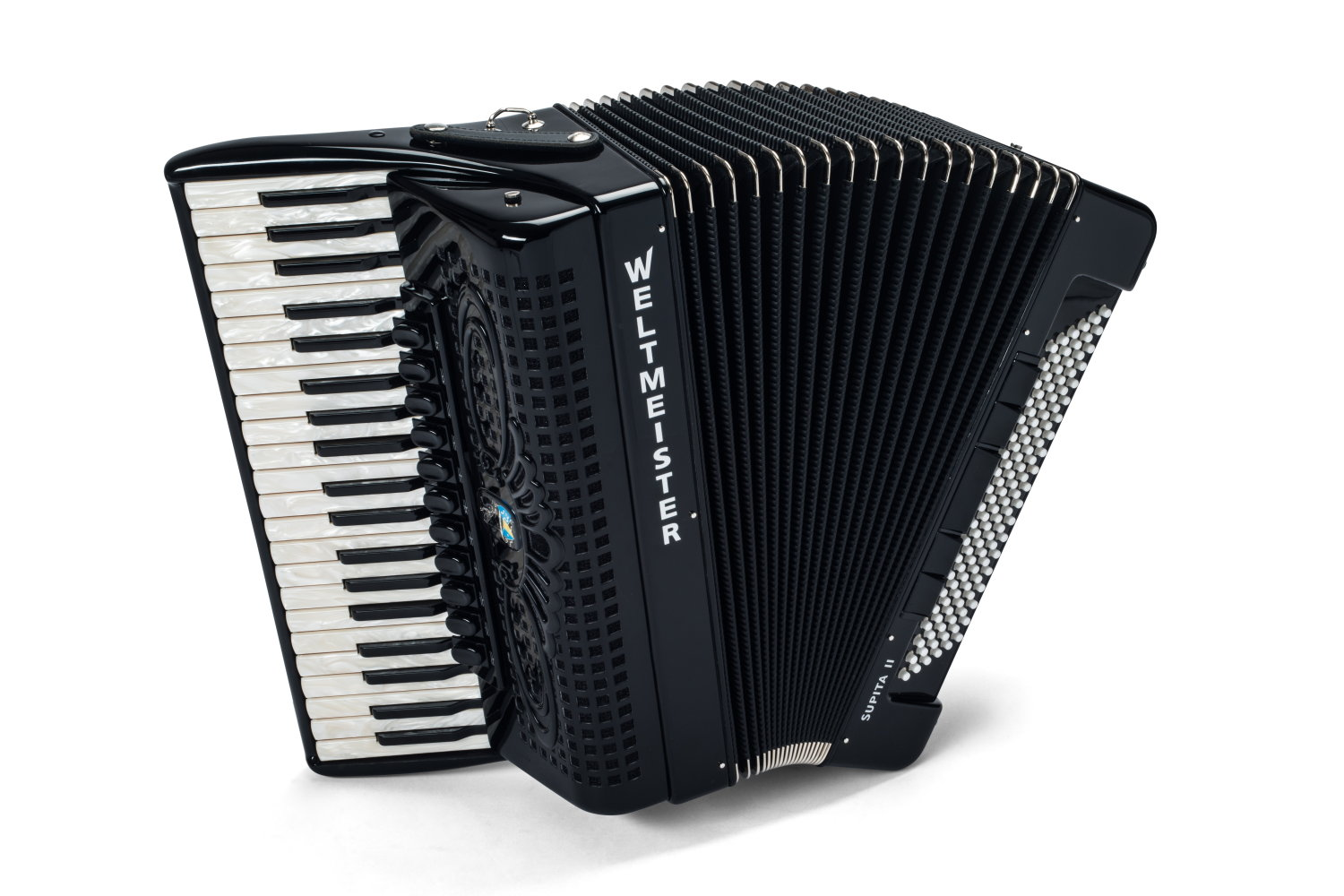 Weltmeister Supita II Piano Accordion 41/120(55)/IV/II-11(3)6