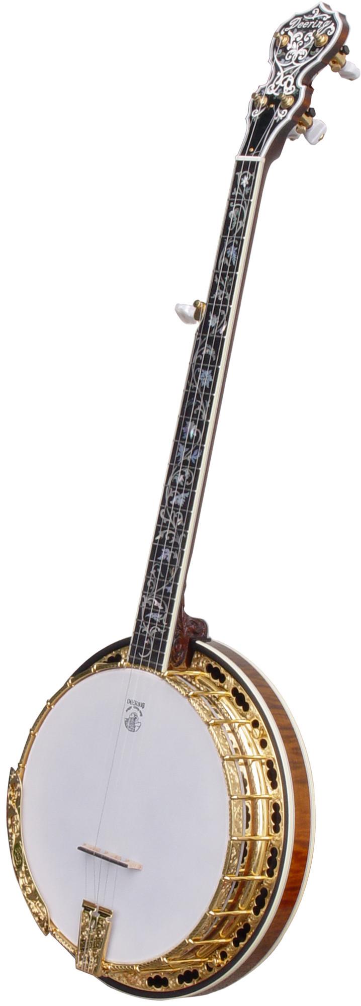 Deering Tree of Life 5-String Banjo