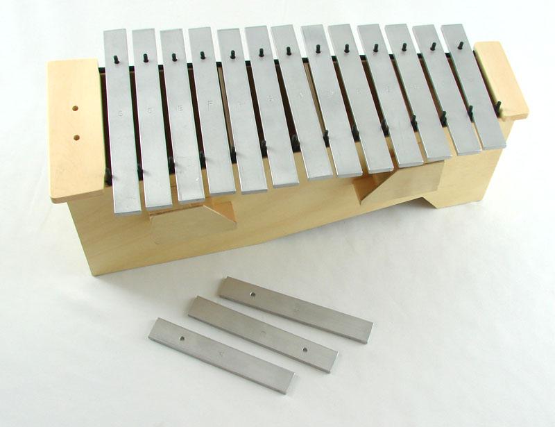 Trixon Metallophone Set ORF Style