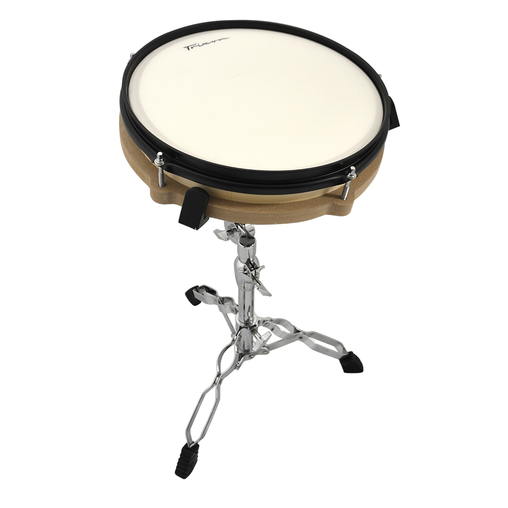 Trixon Acoustic Tuneable Practice Pad w/ Stand