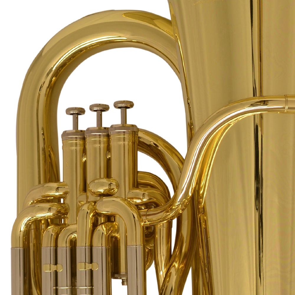 Schiller Elite Compensating EEb Tuba Gold
