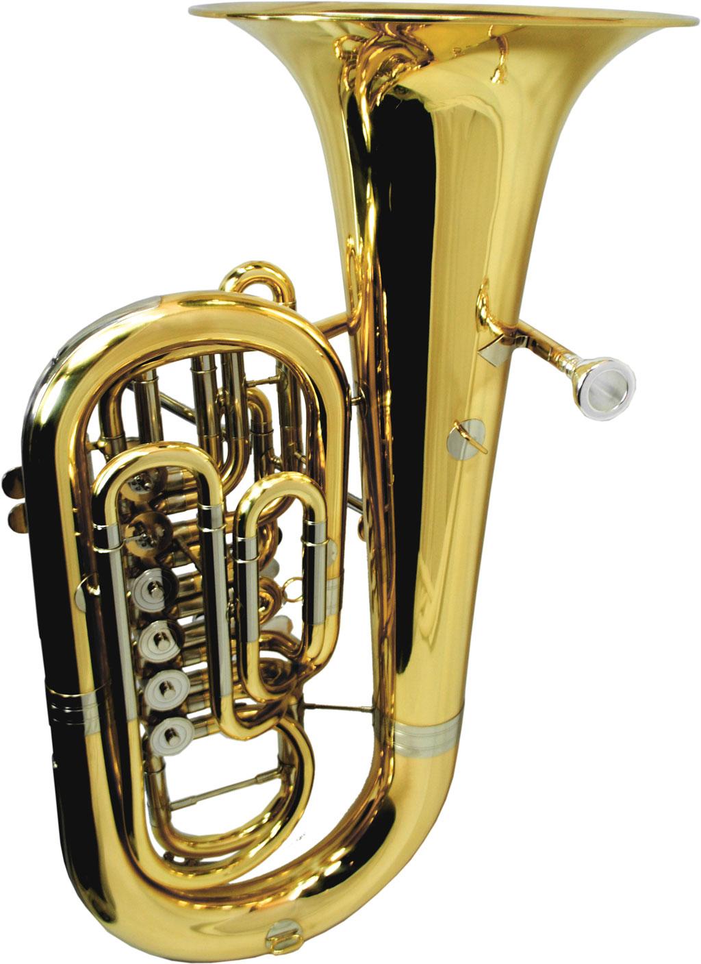 Schiller American Heritage 6 Valve Rotary F Tuba