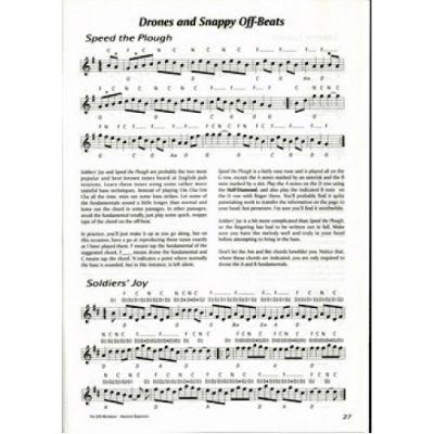 The D/G Melodeon - Absolute Beginners Book