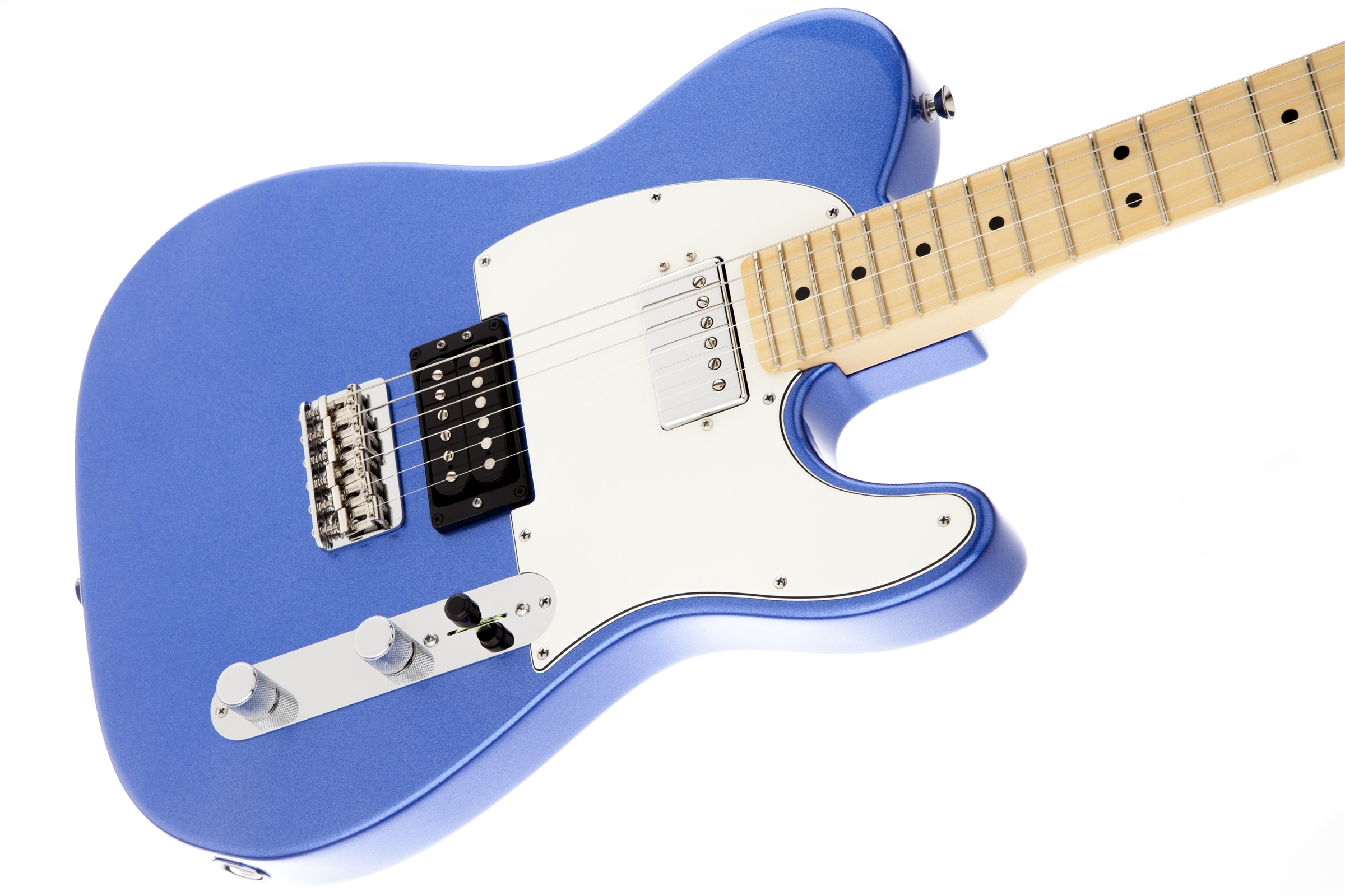 Fender Telecaster Hh >> Fender American Standard Telecaster Hh Ocean Blue Metallic Mn Electric Guitar Jim Laabs Music Store