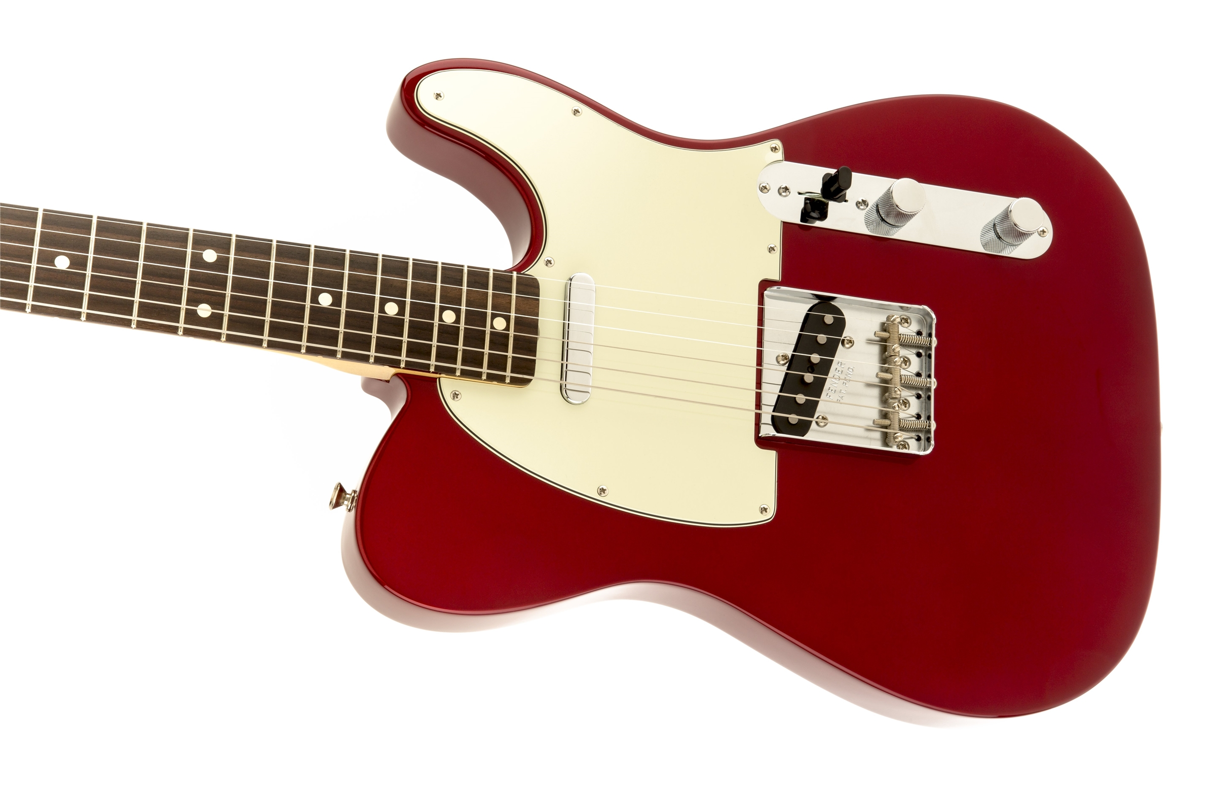 Fender Classic Series '60s Telecaster® Candy Apple Red Rosewood Fingerboard Electric Guitar