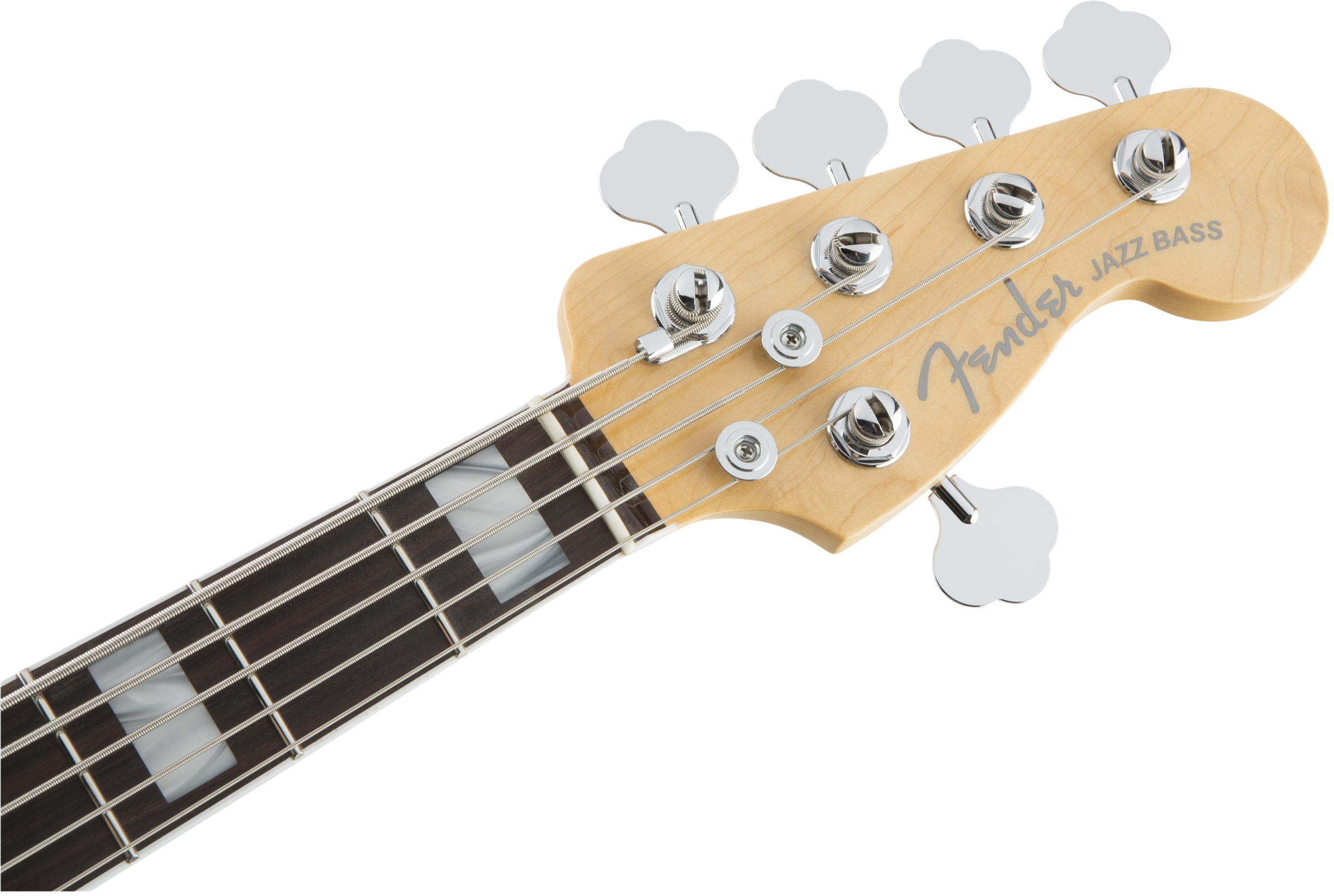 Fender American Elite Jazz Bass® V 3-Color Sunburst Rosewood Fingerboard Electric Bass Guitar