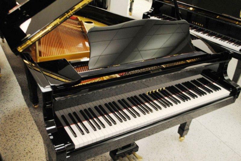 Yamaha G3 Grand Piano 6'1