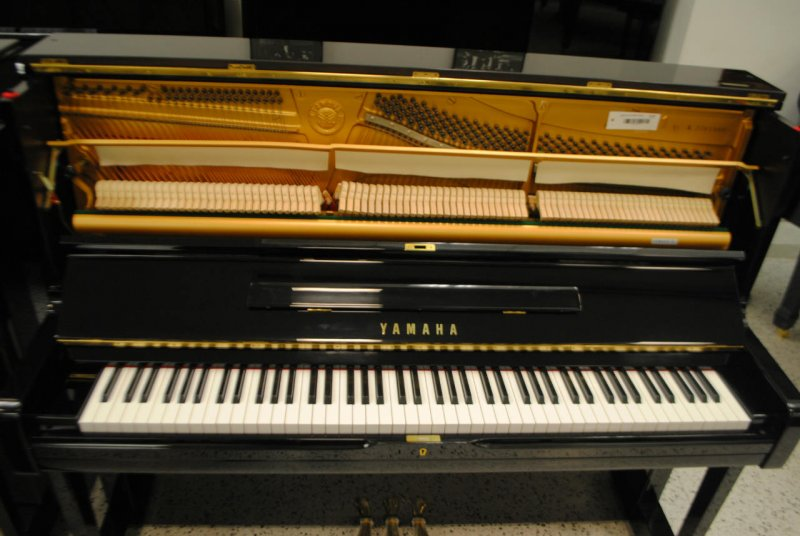 Yamaha U1 Upright Piano (used)