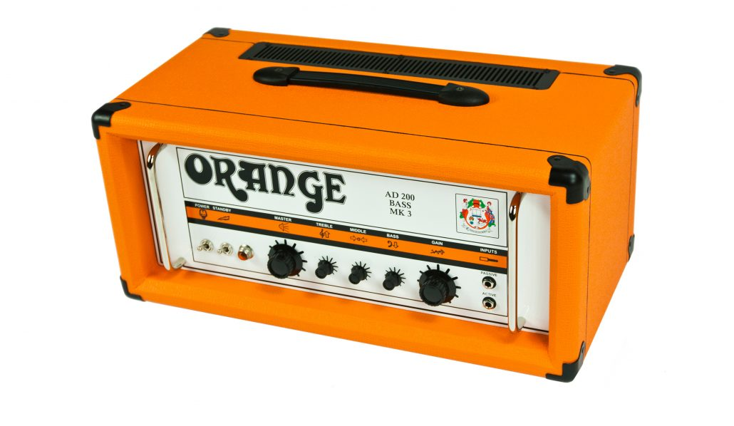 Orange Tiny Terror 15W Mini Guitar Amp Head