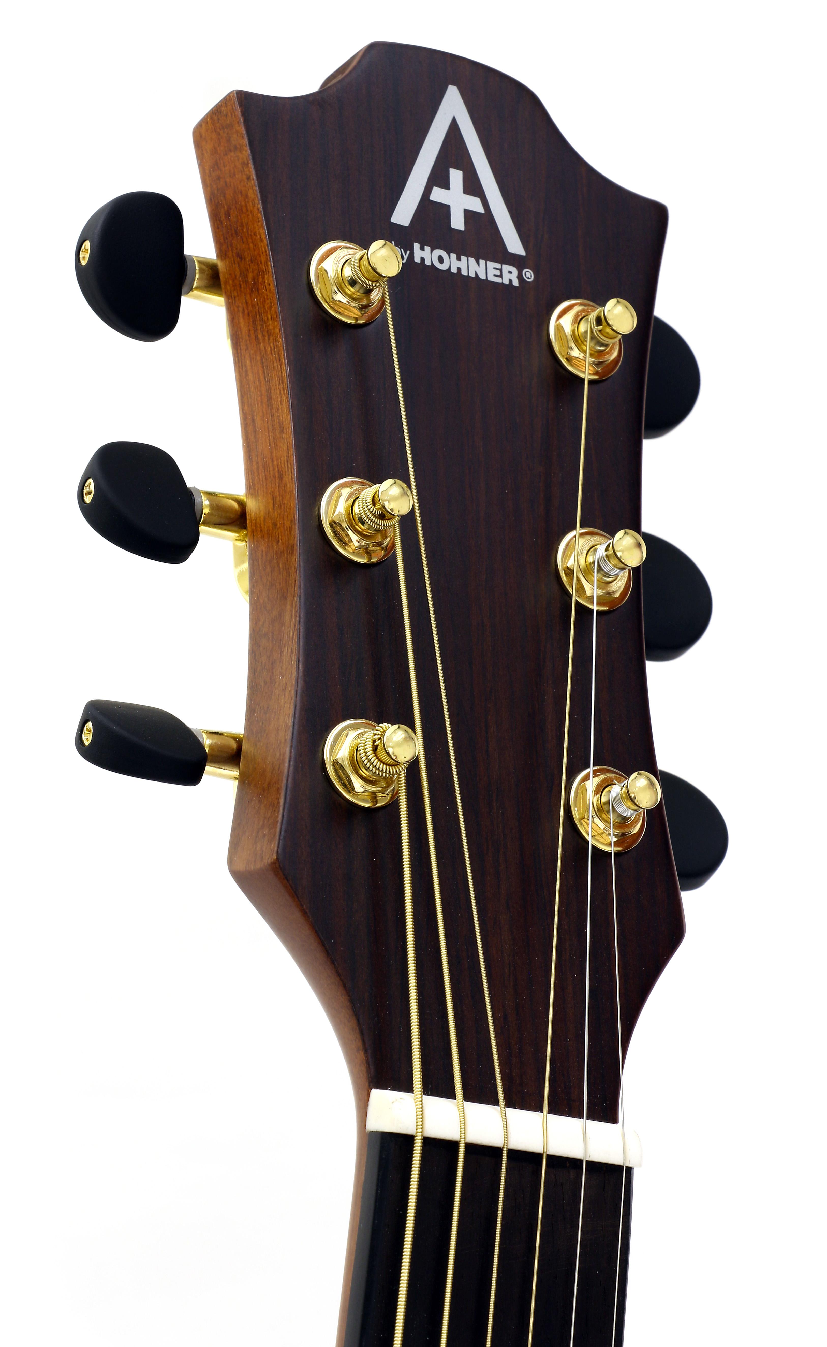 Hohner AS355-NS Dreadnought - Natural Satin Guitar