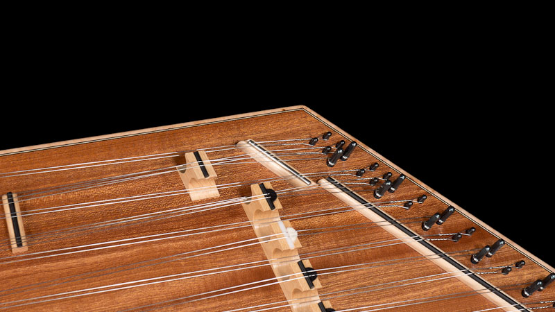 Dusty Strings D650 Hammered Dulcimer