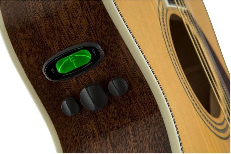 Fender Paramount PM-3 Standard Triple 0 Acoustic-Electric Guitar
