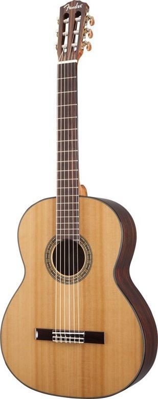 Fender CN-140S Solid Top Classical Guitar