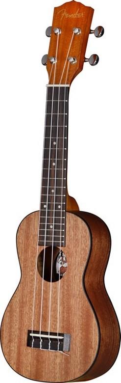 Fender® U'Uku Soprano Ukulele