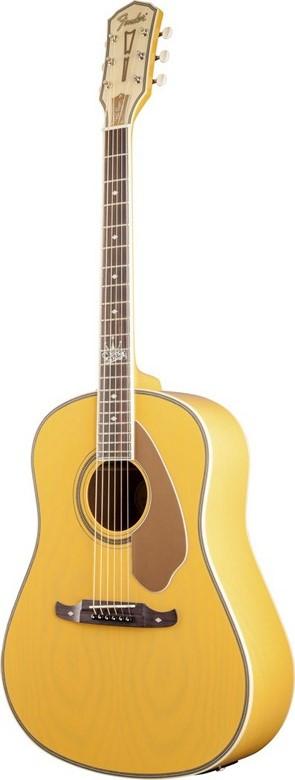 Fender Ron Emory Loyalty Slope Shoulder Acoustic Electric Guitar