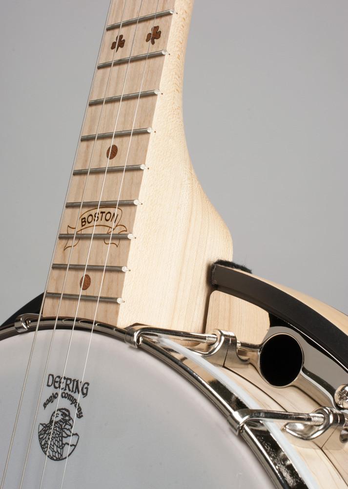 Deering Dropkick Murphys Goodtime Two™ 19-Fret Tenor Banjo w/ Kavanjo Pickup