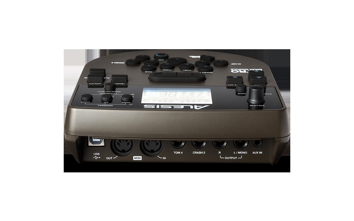 Alesis Nitro Kit Eight-Piece Electronic Drum Kit with Nitro Drum Module W/Sticks