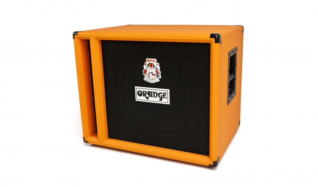 Orange OBC115 1 x 15 Bass Guitar Speaker Cabinet