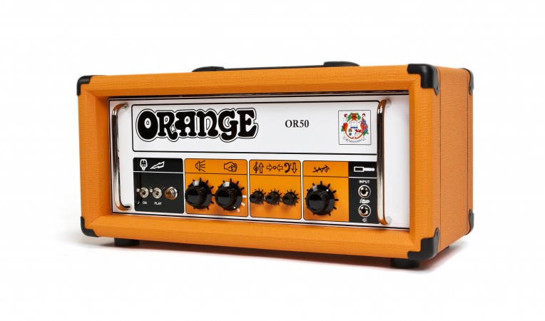 Orange OR50H 50W Guitar Amp Head