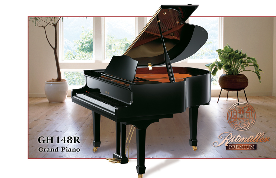 Ritmuller GH 148R Baby Grand Piano
