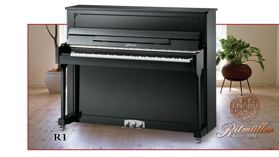 Ritmuller R1 Designer Studio Upright Piano